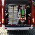 Mannschaftstransportfahrzeug mit Schnellwechselsystem