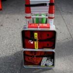 Mannschaftstransportfahrzeug - Container für Reggunsaktionen & Erstversorgung