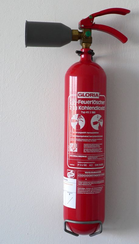 Feuerlöscherüberprüfung